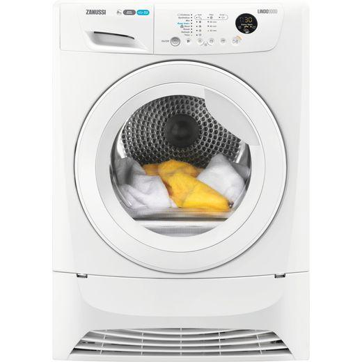 Zanussi ZDH8903W Heat Pump Tumble Dryer - White