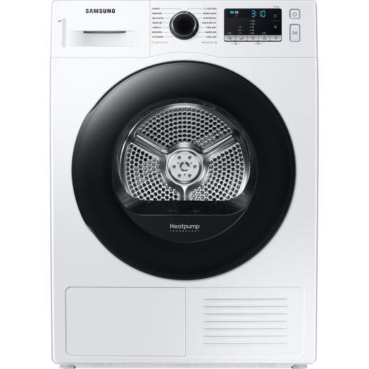 Samsung Series 5 OptimalDry™ DV9BTA020AE Wifi Connected 9Kg Heat Pump Tumble Dryer - White - A++ Rated