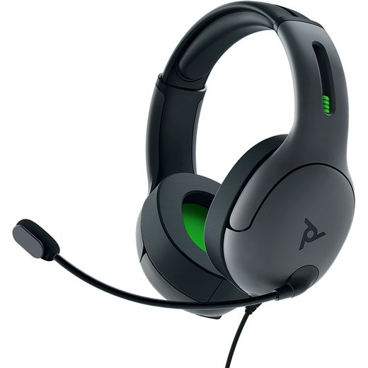 PDP LVL50 Gaming Headset - Black / Green
