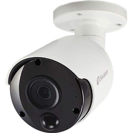 Swann Thermal Sensing Bullet Security Camera 4K - White