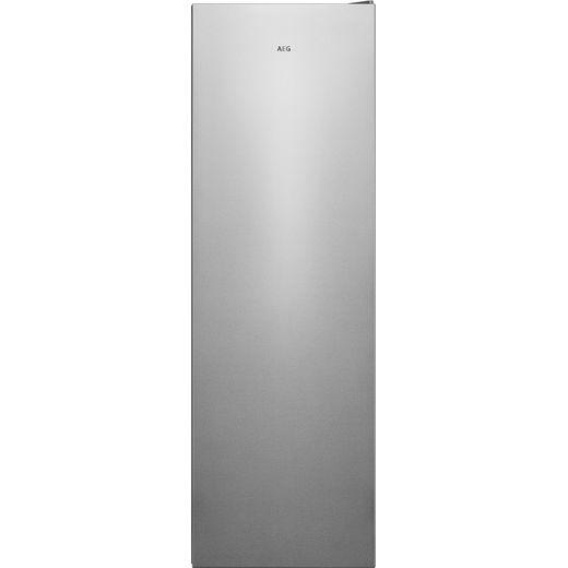 AEG AGB728E1NX Frost Free Upright Freezer - Silver - E Rated