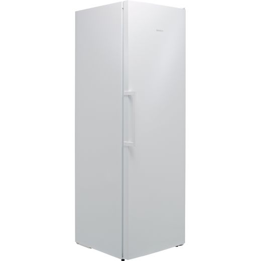 Siemens IQ-300 GS36NVWFV Frost Free Upright Freezer with Fixed Door Fixing Kit - White - F Rated