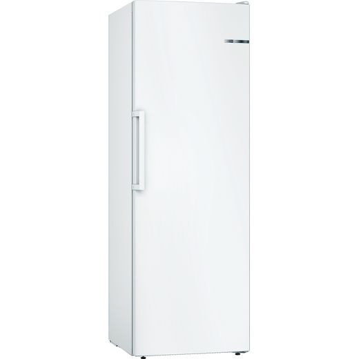 Bosch Serie 4 GSN33VWEPG Frost Free Upright Freezer - White - E Rated