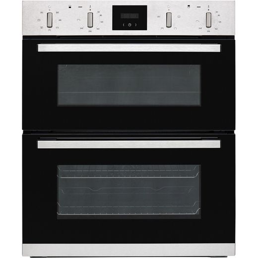 NEFF N30 J1GCC0AN0B Built Under Electric Double Oven - Stainless Steel - A/B Rated