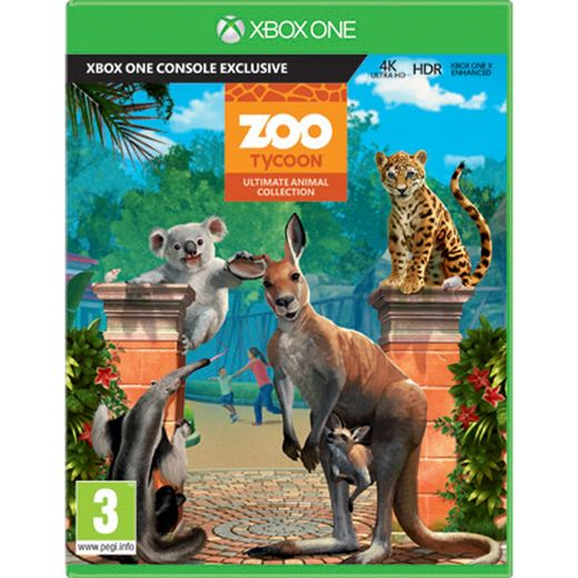 Zoo Tycoon Ultimate Collection for Xbox