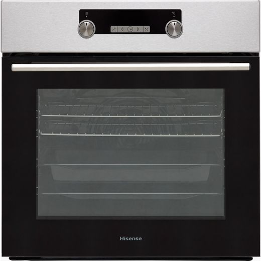 Hisense BSA5221AXUK Built In Electric Single Oven - Stainless Steel