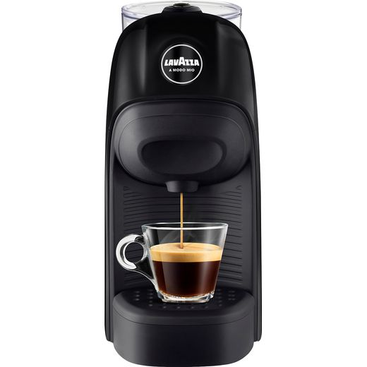 Lavazza Tiny 18000424 Pod Coffee Machine - Black
