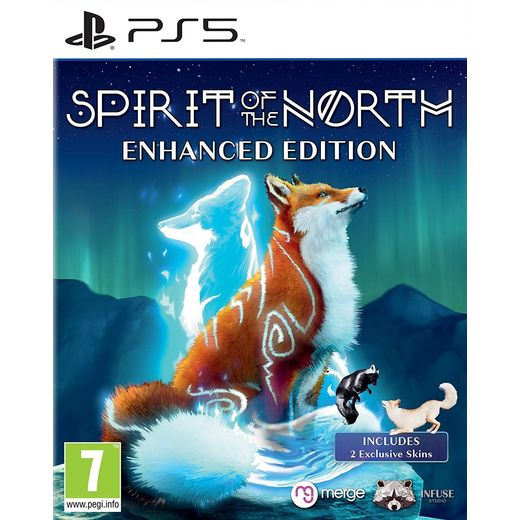 Spirit of the North - Enhanced Edition for PlayStation 5 .