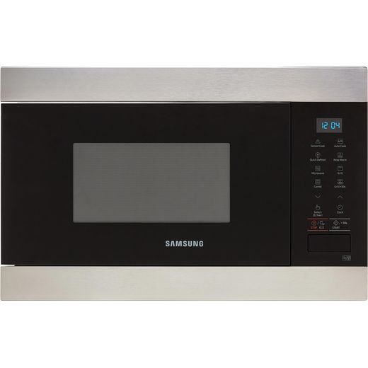 Samsung MG22M8074AT Built In Microwave With Grill - Stainless Steel