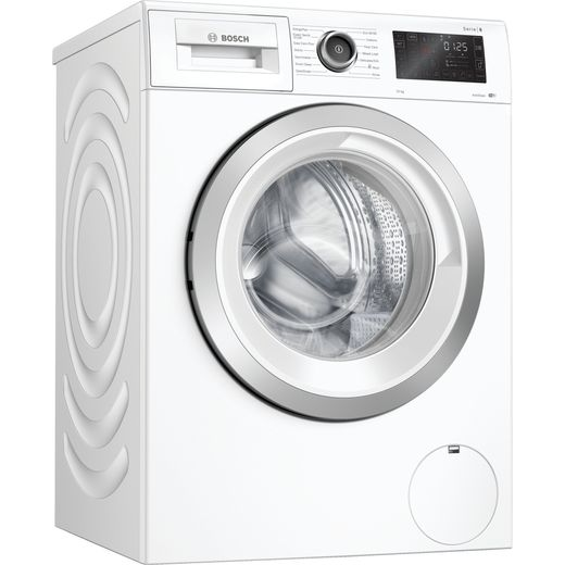Bosch Serie 6 WAL28RH1GB Wifi Connected 10Kg Washing Machine with 1400 rpm - White - C Rated