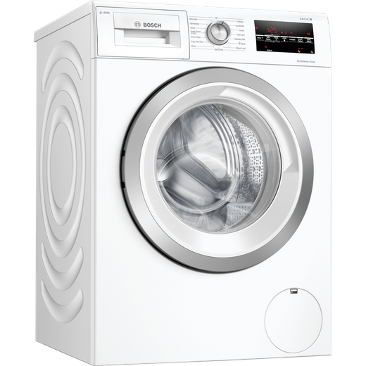 Bosch Serie 6 i-Dos™ WAU28S80GB 8Kg Washing Machine with 1400 rpm - White - C Rated