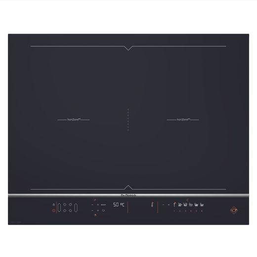 De Dietrich DPI7688XT 56cm Induction Hob - Platinum