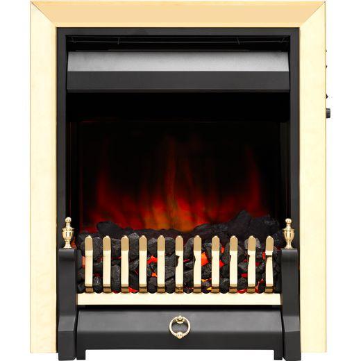 Burley Foxton 1820BR Coal Bed - Brass