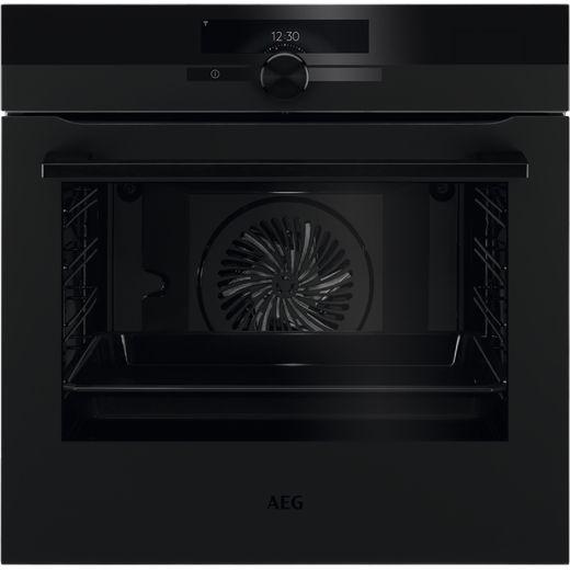 AEG BPK948330T Built In Electric Single Oven - Black