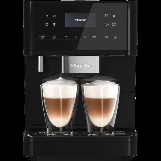 Miele CM6 CM6160 Wifi Connected Bean to Cup Coffee Machine - Black