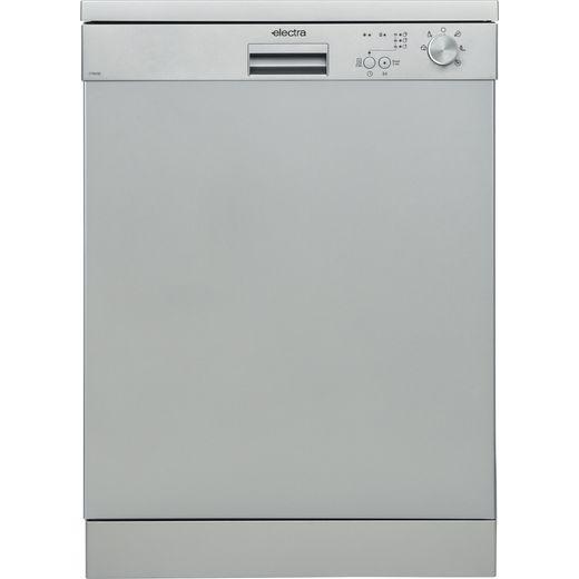 Electra C1760SE Standard Dishwasher - Silver - E Rated