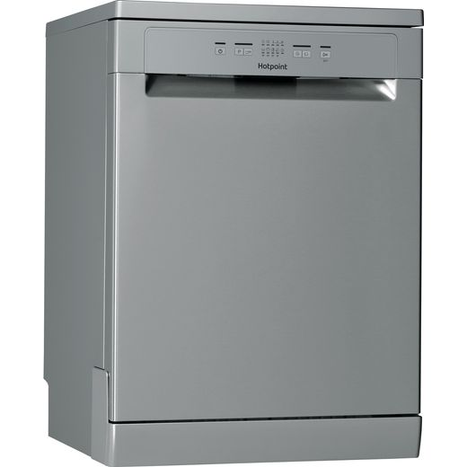 Hotpoint HFC2B19XUKN Standard Dishwasher - Stainless Steel - A+ Rated
