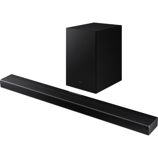 Samsung HW-Q600A Bluetooth 3.1.2 Soundbar with Wireless Subwoofer - Black