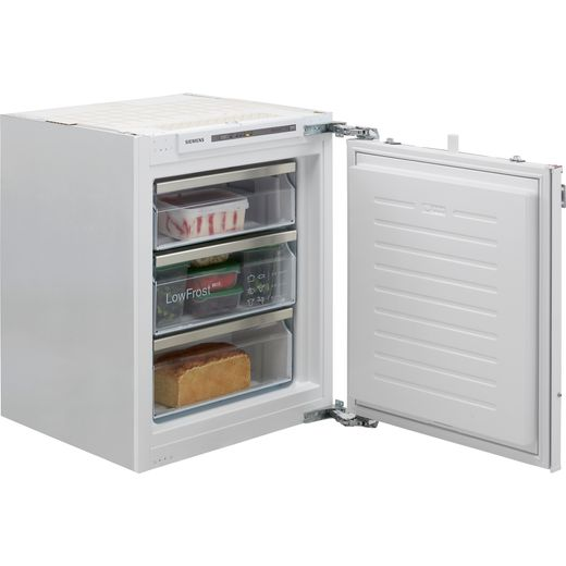 Siemens IQ-500 GI11VAFE0 Integrated Under Counter Freezer with Fixed Door Fixing Kit - E Rated