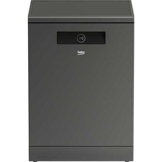 Beko BDEN38640FG Standard Dishwasher - Graphite - C Rated