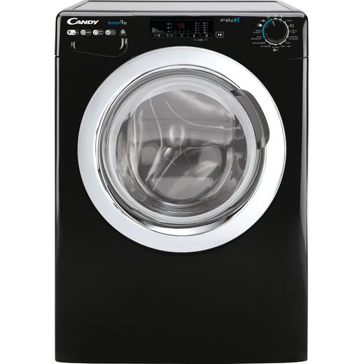 Candy Smart Pro CSOW4963TWCBE Wifi Connected 9Kg / 6Kg Washer Dryer with 1400 rpm - Black - E Rated