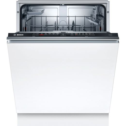 Bosch Serie 2 SMV2HAX02G Wifi Connected Fully Integrated Standard Dishwasher - Black Control Panel - A++ Rated