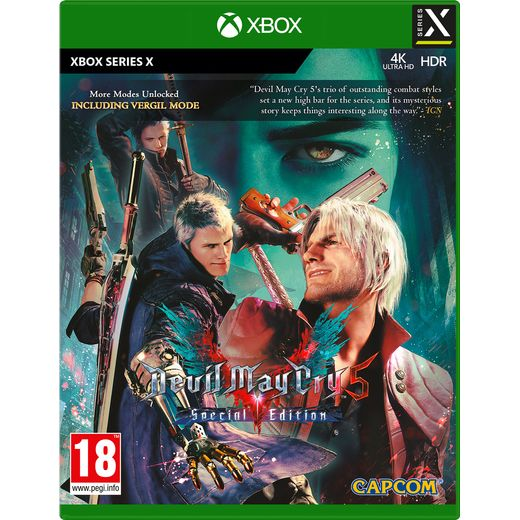 Devil May Cry for Xbox Series X