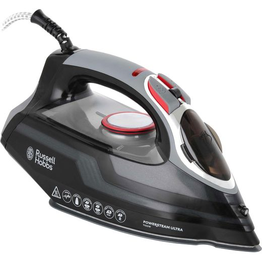 Russell Hobbs Power Steam Ultra 20630 3100 Watt Iron -Black