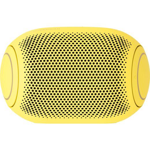LG XBOOM Go Wireless Speaker - Sour Lemon