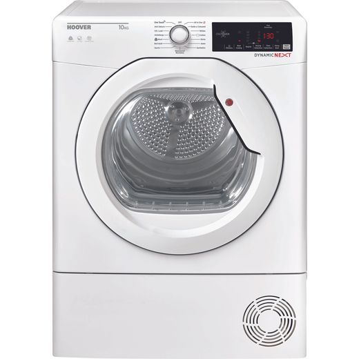 Hoover Dynamic Next DXOC10TG Wifi Connected 10Kg Condenser Tumble Dryer - White - B Rated