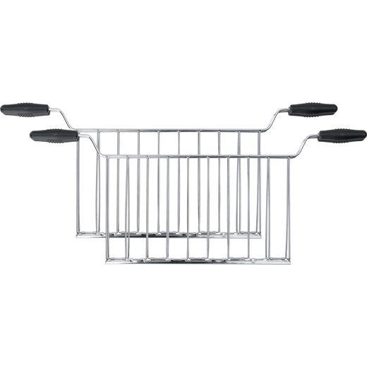 Smeg TSSR02_1 Sandwich Rack Accessory - Stainless Steel