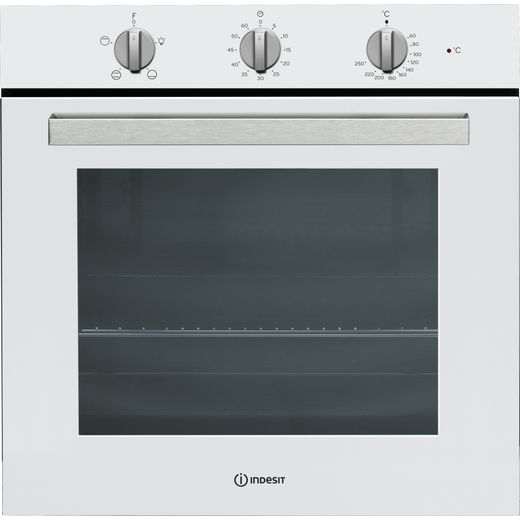 Indesit Aria IFW6230WH Built In Electric Single Oven - White - A Rated