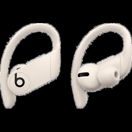 Beats Powerbeats Pro In-Ear Water Resistant Wireless Bluetooth Sports Headphones - Ivory White