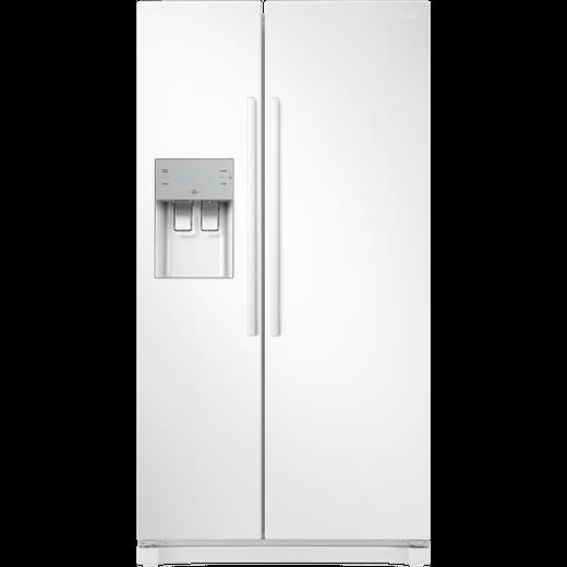 Samsung RS3000 RS50N3513WW American Fridge Freezer - White