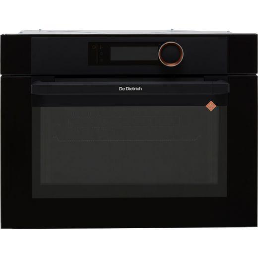 De Dietrich DKC7340A Built In Combination Microwave Oven - Black