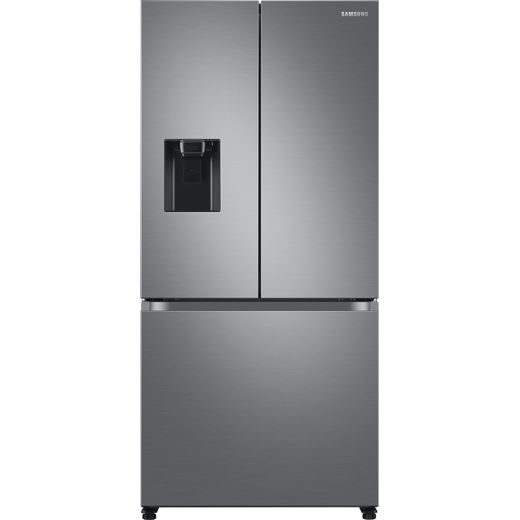 Samsung RF5000 RF50A5202S9 American Fridge Freezer - Brushed Steel - F Rated