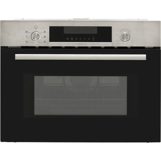 Bosch Serie 6 CMA585GS0B Built In Combination Microwave Oven - Stainless Steel