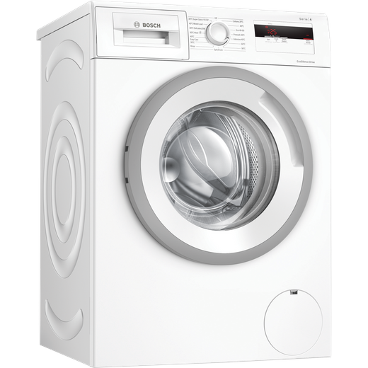 Bosch Serie 4 WAN28081GB 7Kg Washing Machine with 1400 rpm - White - D Rated