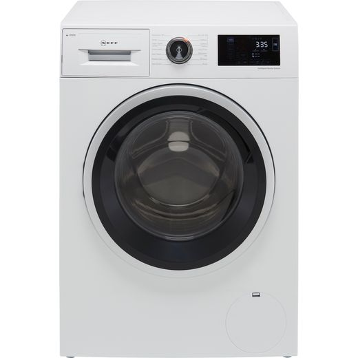 NEFF N90 i-Dos™ W946UX0GB 9Kg Washing Machine with 1400 rpm - White - C Rated