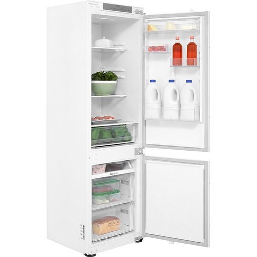 Samsung BRB260000WW Integrated 70/30 Frost Free Fridge Freezer with Sliding Door Fixing Kit - White - G Rated