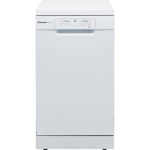 Candy CDPH2L1049W Slimline Dishwasher - White