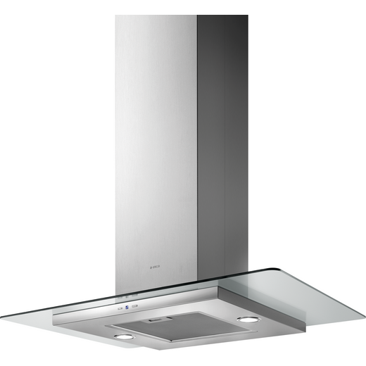 Elica TRIBE-A-ISLAND Island cooker hood Cooker Hood - Stainless Steel - A Rated
