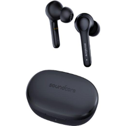 Soundcore Life Note In-Ear Water Resistant Wireless Bluetooth Headphones - Black