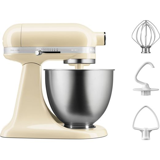 KitchenAid 3.3 Litre 5KSM3311XBAC - Almond Cream