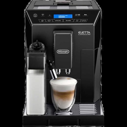 De'Longhi Eletta Cappuccino ECAM44.660.B Bean to Cup Coffee Machine - Black