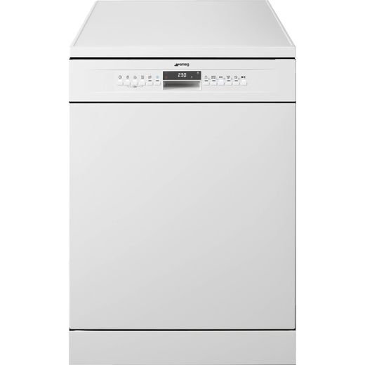 Smeg DF344BW Standard Dishwasher - White - B Rated