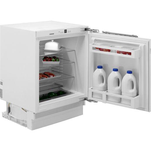 Liebherr UIK1510 Integrated Under Counter Fridge - Fixed Door Fixing Kit - White - F Rated