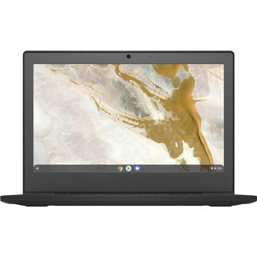 "Lenovo IdeaPad Slim 3 11IGL05 11.6"" Chromebook Laptop - Onyx Black"