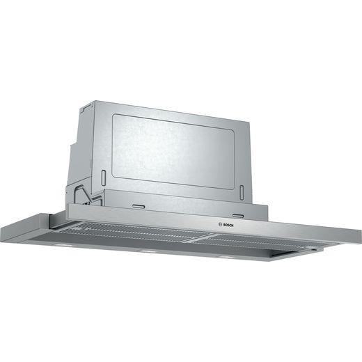Bosch Serie 4 DFS097A51B Telescopic Cooker Hood - Silver - A Rated