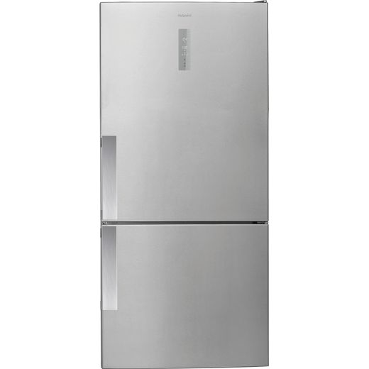 Hotpoint Day1 H84BE72XO3UK American Fridge Freezer - Silver - A++ Rated